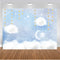 Twinkle Twinkle Litter Star Photography Backdrops Stars Moon Vinyl Photography Backdrop Newborn Photo Booth Props Party
