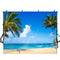 sea beach backdrop for pictures summer photography backdrops luau photo props tropical theme photo booth props hawaiian photo background vinly