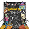 halloween theme photo booth backdrop trick or treat backdrop for picture kids photography background Zombie photo props scary