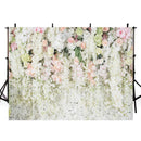 tea party photo backdrop white flowers backdrops for photography pink flowers photo backgrounds wedding photo booth props tea party backdrop for birthday party