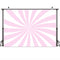 Pink Illusion Photo backdrop for girls Birthday Party Backdrop 1st Birthday Pink Stripes Photo Background for Children