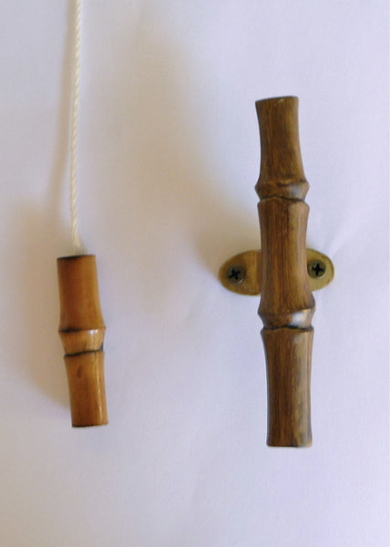 Natural Bali Bamboo Cleat Set