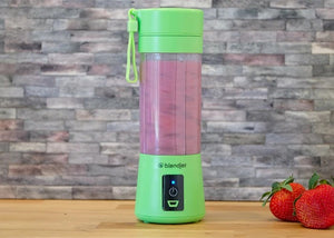 Strawberry Blueberry BlendJet Smoothie