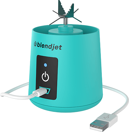 BlendJet One - Mint w/ USB Cable