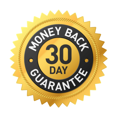 30 day money back guarantee gold seal
