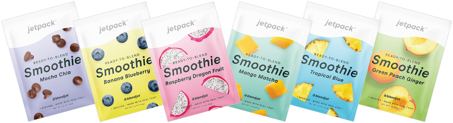 Variety Pack - JetPack Smoothie