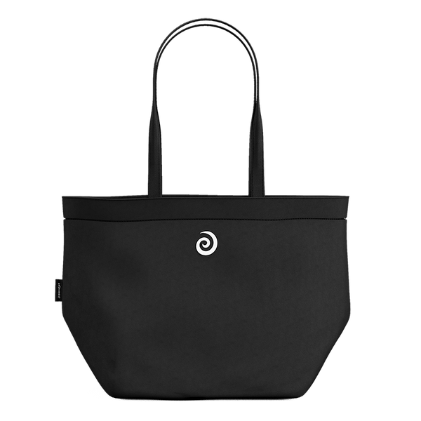 Jetsetter Insulated Tote in Black