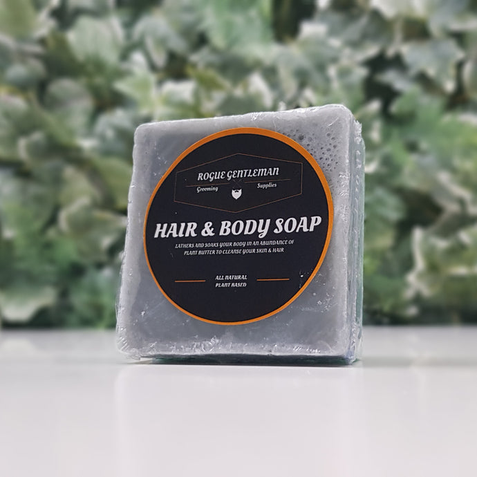 Hair & Body Soap