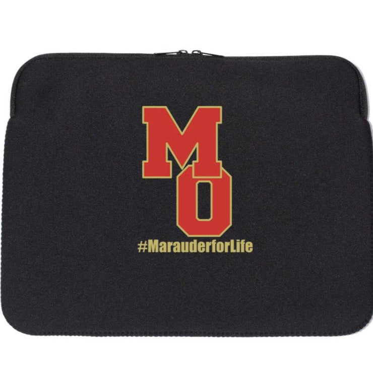 Chrome Book Cover - Mount Olive #Marauderforlife - Personalized Chromebook / Laptop Cover
