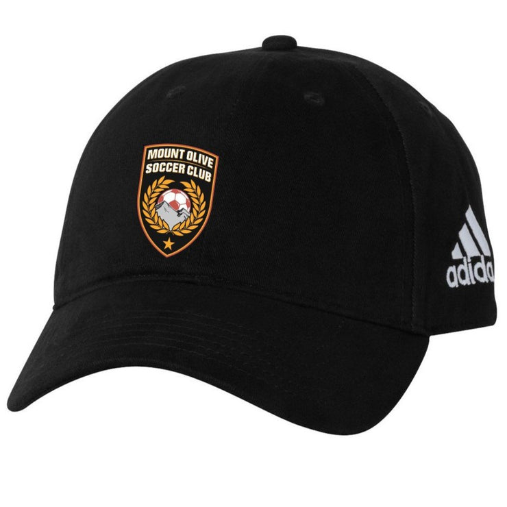 MOUNT OLIVE SOCCER CLUB ADIDAS BASEBALL CAP | MOSC APPAREL