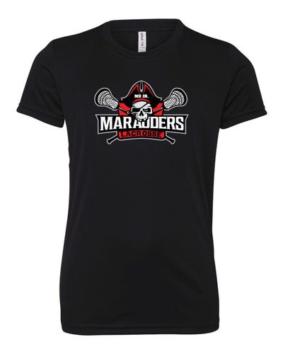 MO Jr Lacrosse Performance Shirt - Short Sleeve -  ADULT