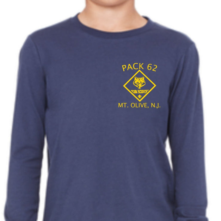 Class B - Long Sleeve Shirts for Adults and Youth