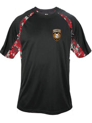MOSC Camouflage Performance Wear Short Sleeve - ADULT