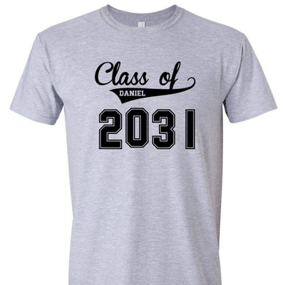 CLASS OF ANY YEAR T-SHIRT - CLASS OF 2037 | YOUTH SHIRT