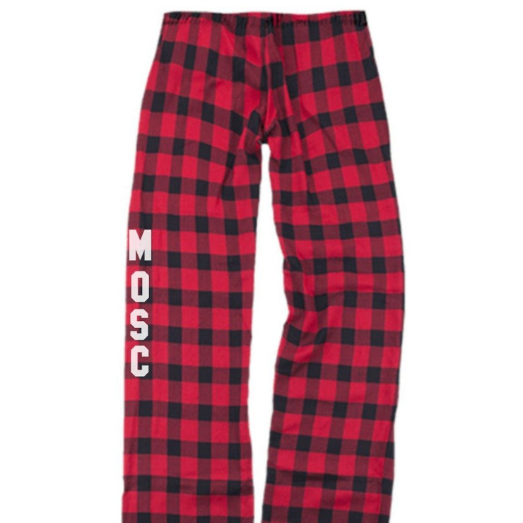 MOSC Flannel Pajama Pants - YOUTH