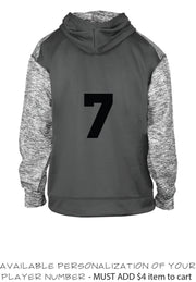 MOSC Hoodie Sweatshirt - PERFORMANCE YOUTH