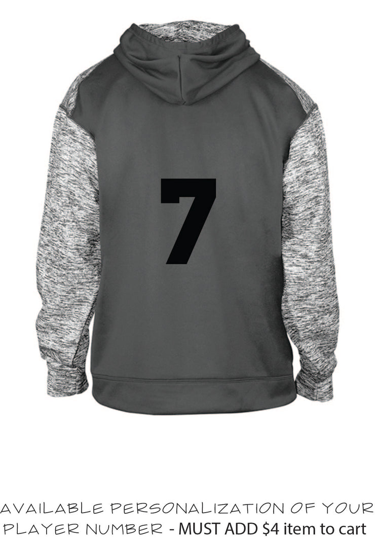 MOSC Hoodie Sweatshirt - PERFORMANCE ADULT