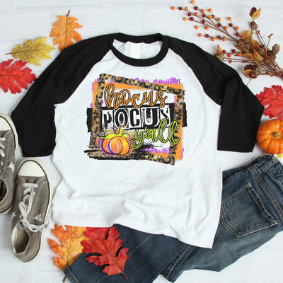 HOCUS POCUS Y'ALL | HALLOWEEN SHIRT