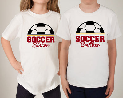 Soccer Family CHILDREN Spirit Wear