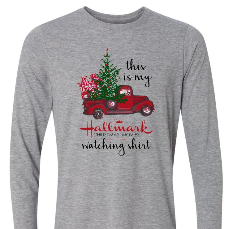 Christmas Shirt - Hallmark Movies and Truck