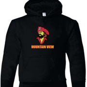 Marauder Pirate Heavy Blend Cotton Hoodie - ADULT