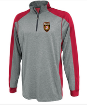 MOSC Quarter Zip Up - ADULT
