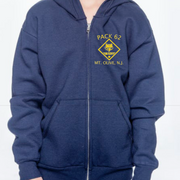 Class B - Zip-Up Hoodie-  Adults and Youth