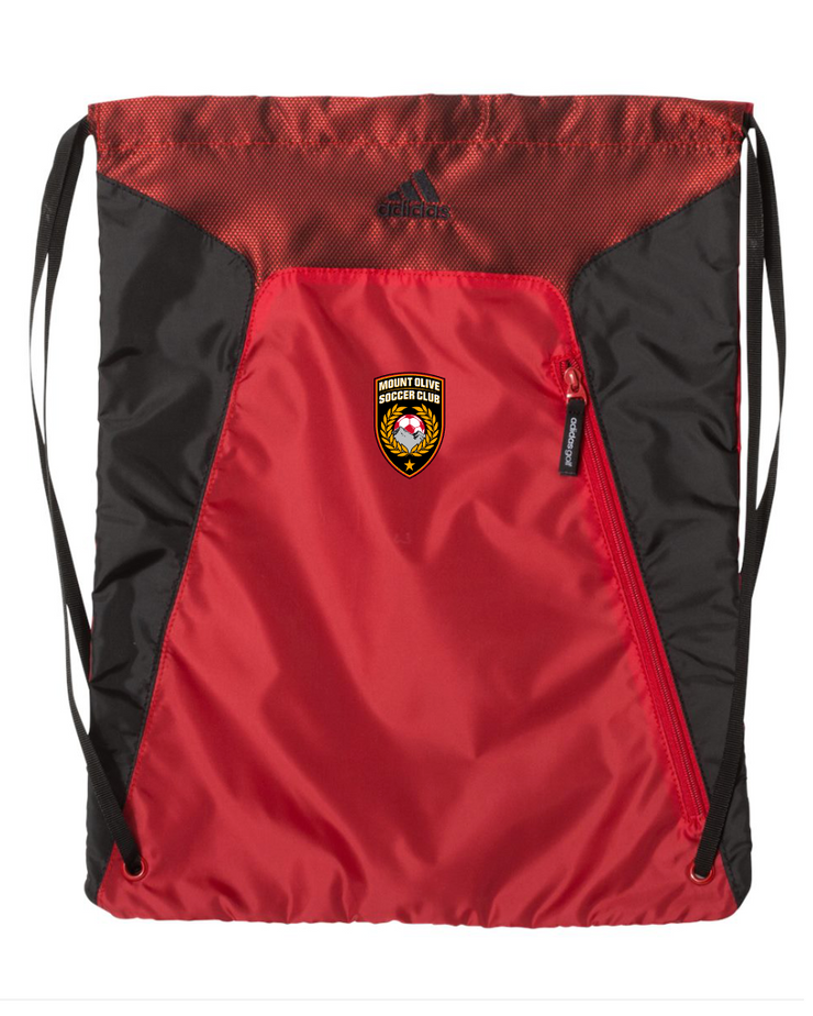 MOUNT OLIVE SOCCER CLUB ADIDAS CINCH BACK PACK | MOSC APPAREL