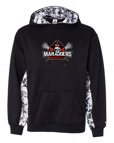 MO Jr Lacrosse Performance Wear - Hoodie -  ADULT