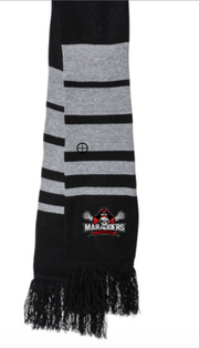 MO Jr Lacrosse Woven SCARF with Patch