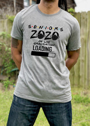 Seniors 2020 Be Like Graduation Loading...