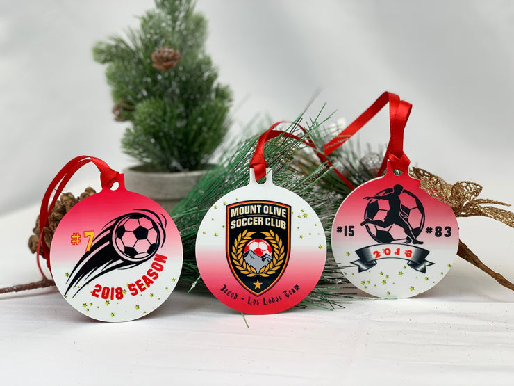 MOSC 2018 Keepsake Ornament - Metal