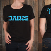 DANCE Girl Shirt - T-shirt / Spirit Wear / Dancer Shirt - Team Wear