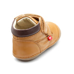 Sale Chipmunk Bailey Tan Prewalkers Booties