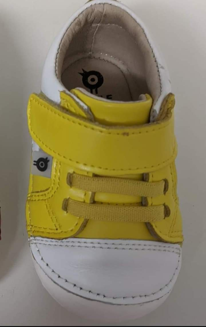 ( New Stock) Old Soles Ground  Pave Sunflower/ Snow/ First Shoes