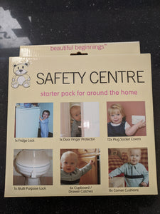 Safety Centre Starter Pack For Around The Home