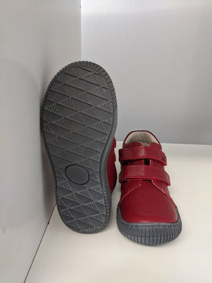 Rap Bobby Red Kuga Sole Boots