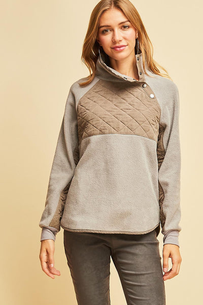 Cabin Fever Sweater - Mariedel & Co.