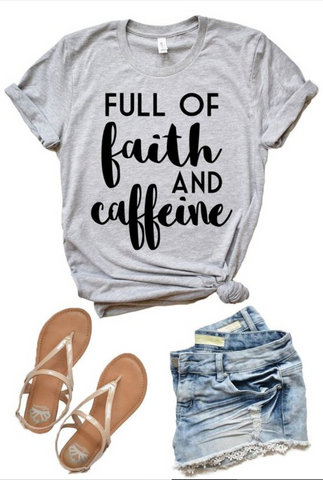 Faith and Coffee - Mariedel & Co.