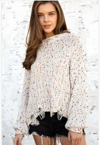 Confetti Sweater - Mariedel & Co.