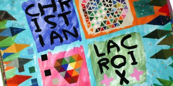 New Christian Lacroix Scarves