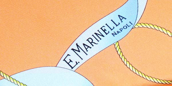 New E. Marinella Scarves