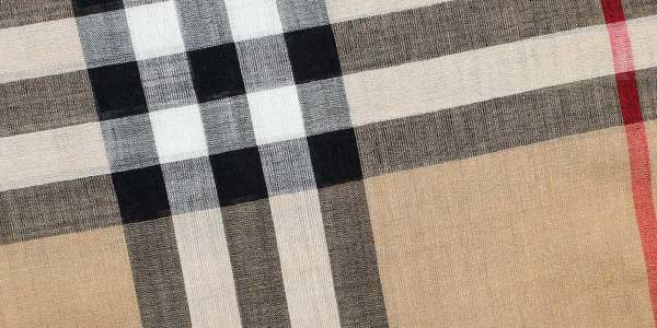 Burberry Scarf Giant Check