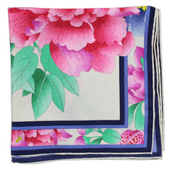 LEONARD PARIS silk scarf