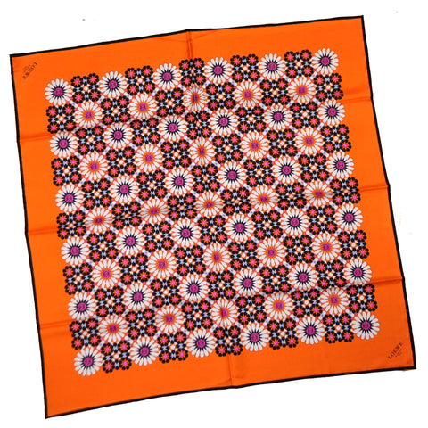 Genuine Loewe Orange Foulard