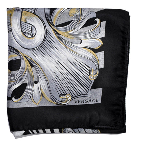 New Versace Silk Scarf