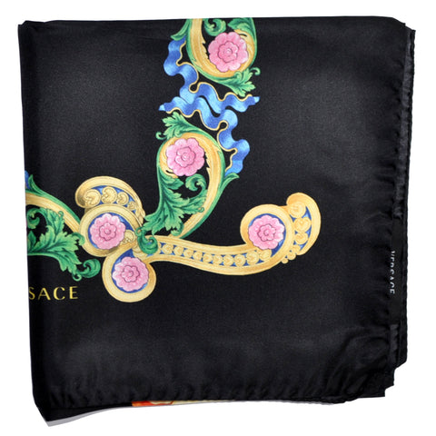 Versace Silk Scarf New