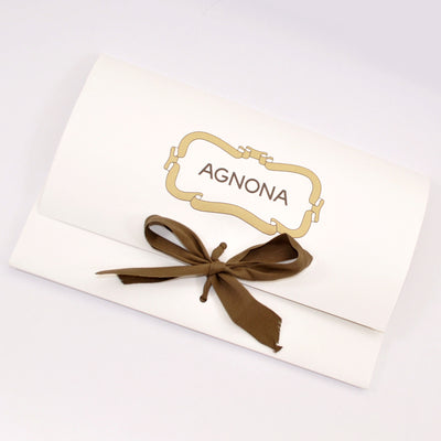 Original Agnona Gift Box