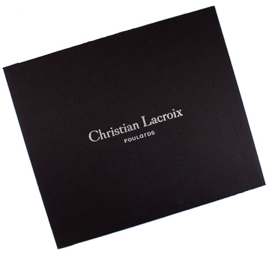 Original Christian Lacroix Gift Box