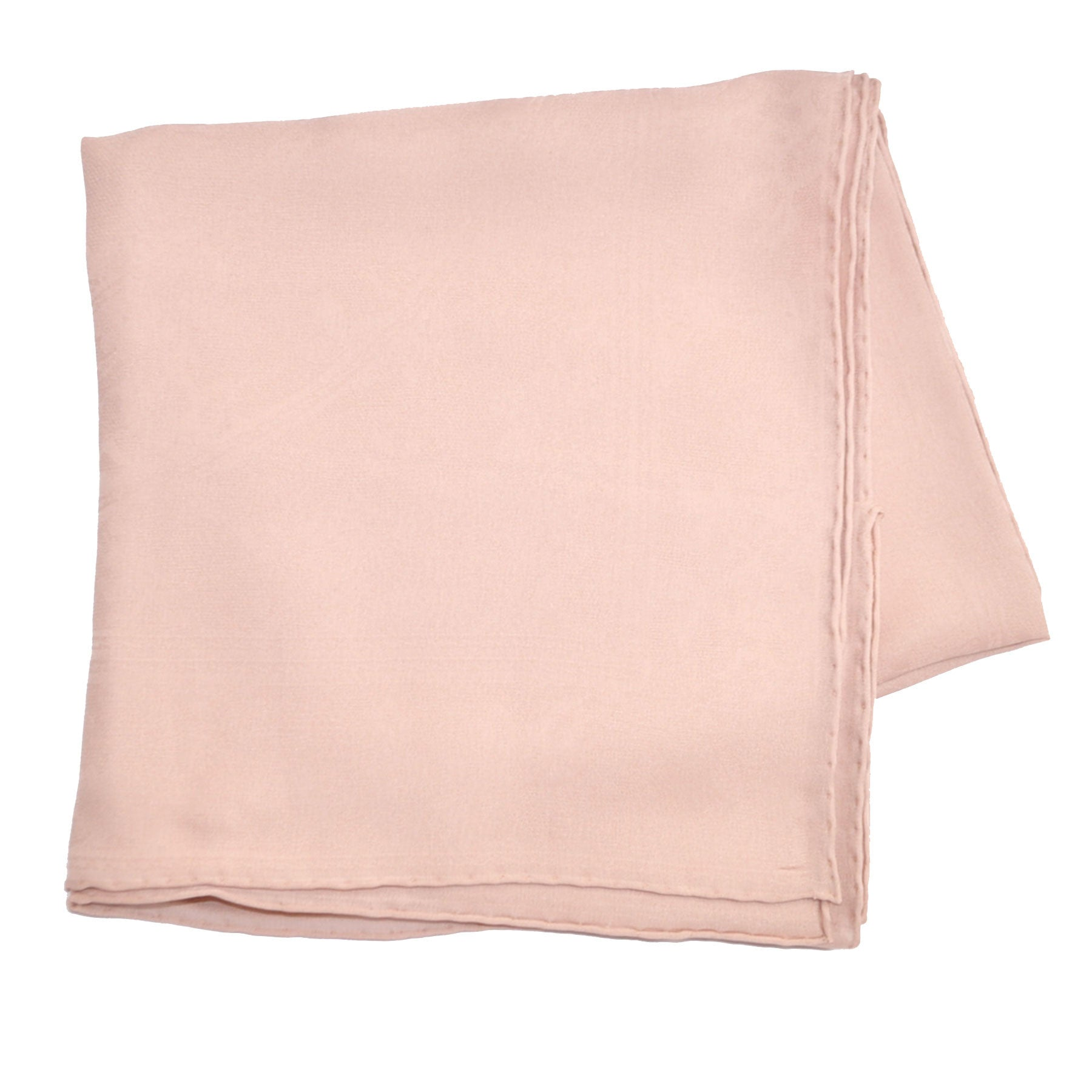 Elie Saab Scarf Light Pink Cream Monogram Chameleon